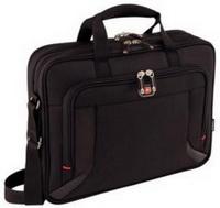 35df140bc255 Wenger - Táska (Bag) - Wenger Prospectus 16' notebook táska, fekete ...